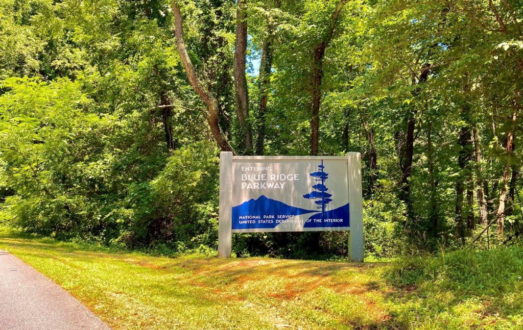 blue-ridge-parkway-sign