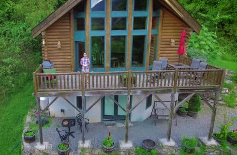 Cabin Suites at Wildberry Lodge Cabin