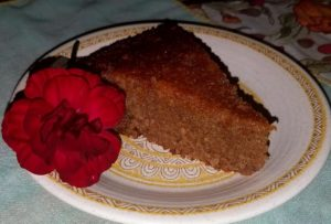 spanish walnut cake
